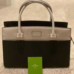 Kate Spade Grove Street Caley Leather Bag